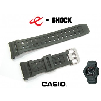 Pasek do Casio G-Shock G-9000-3V, G-9000 zielony